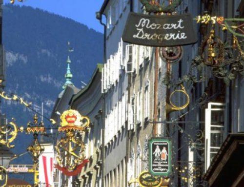 Σάλτσμπουργκ & Βιέννη – 5 ημέρες