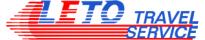 Leto Travel Λογότυπο